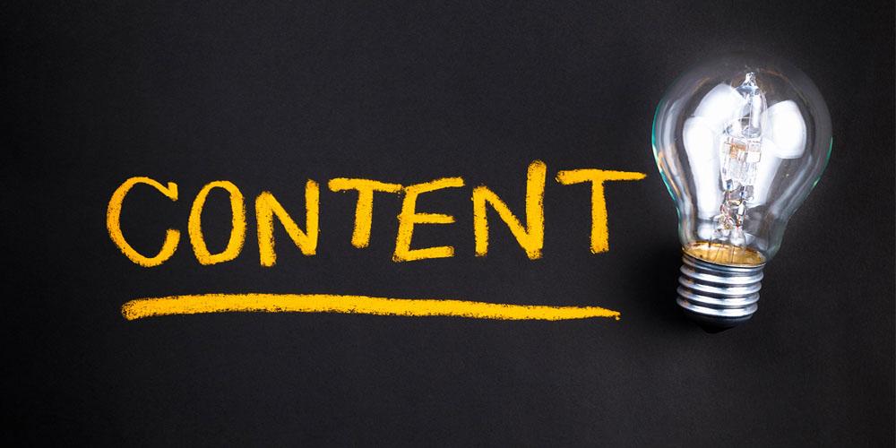 یکی از راهکار های افزایش مخاطبین در فضای آنلاین تکیه بر محتوای تولیدی و بازاریابی محتوا است