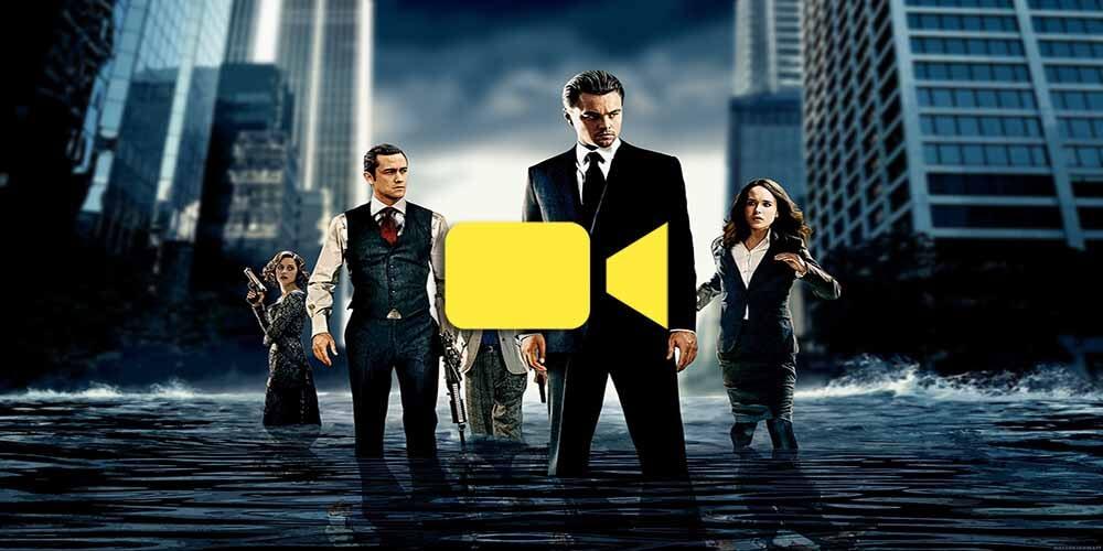 ذهن ناخودآگاه - برگزیده ای از فیلم تلقین (Inception 2010)