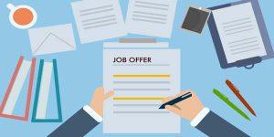 پیشنهاد شغلی