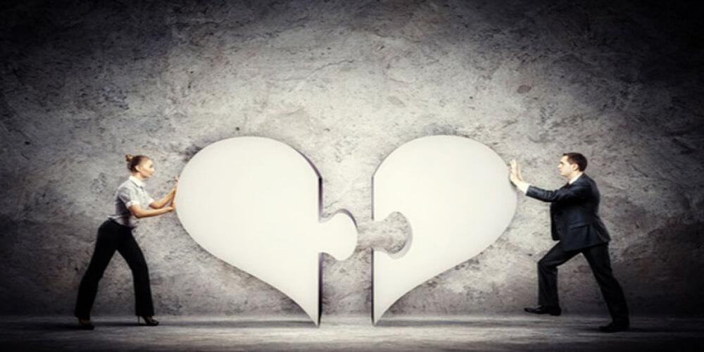 روابط عاشقانه - همسر - ازدواج