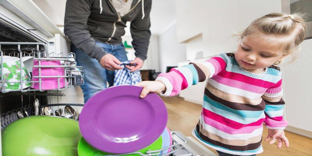 کودکان مسئولیت پذیر