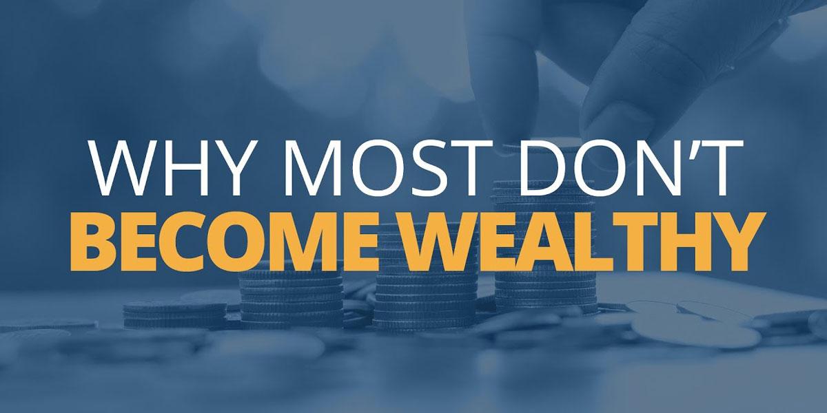 5 مانع برای ثروتمند شدن