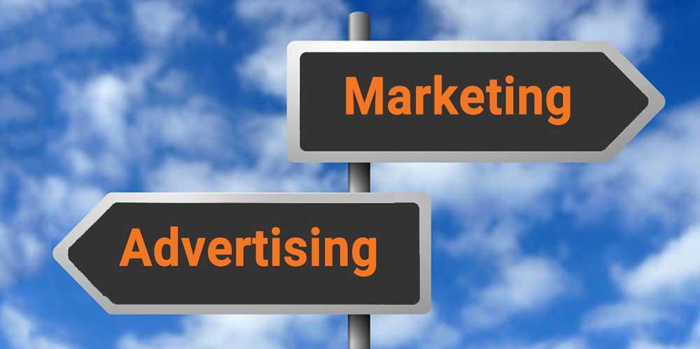 بازاریابی و تبلیغات