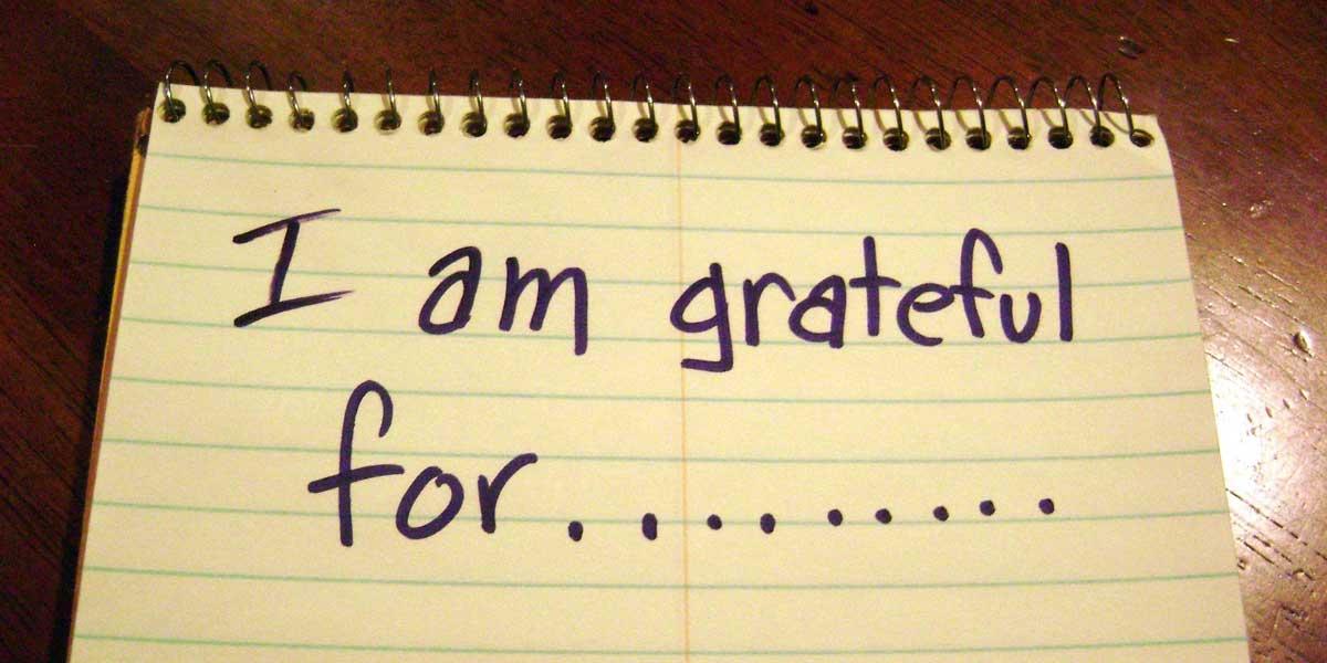 قدردانی و شکرگزاری