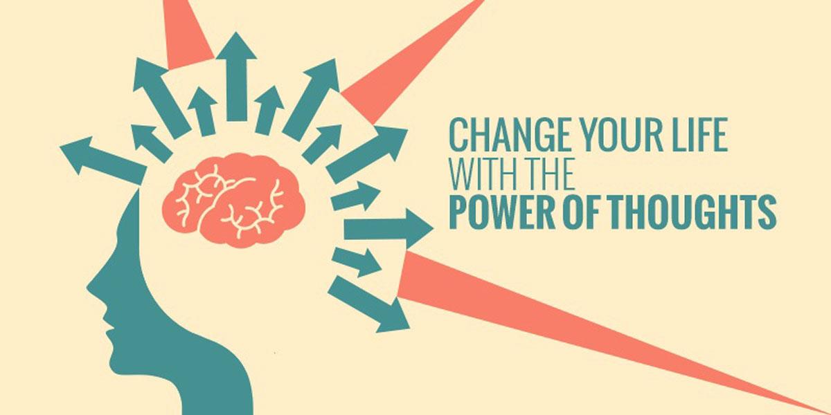 قدرت تفکر ، مسیر ساز زندگی و پیشامدها