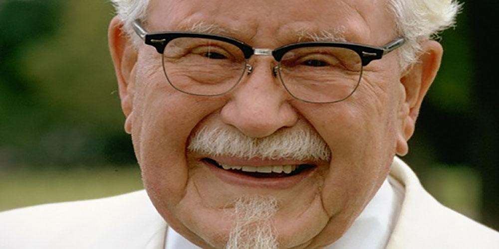 زندگینامه کلنل ساندرز و راز مرغ کنتاکی