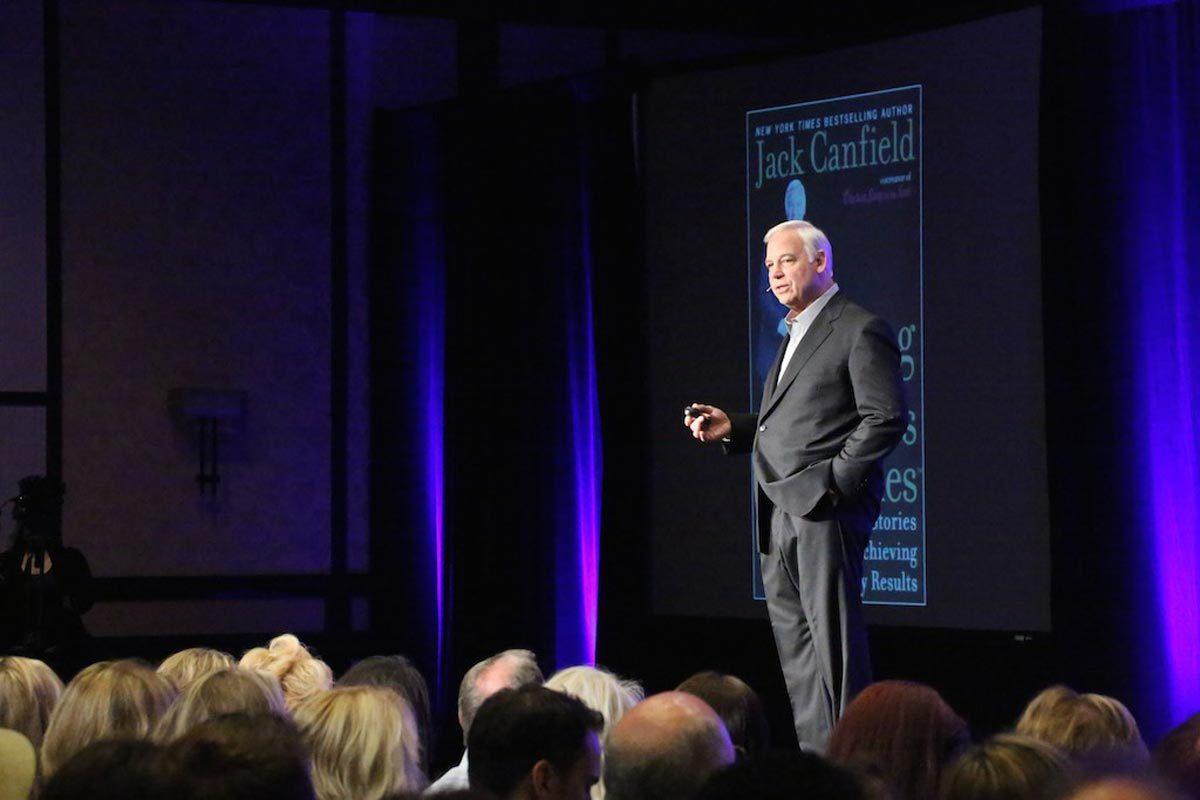 سخنرانی جان کانفیلد - شش عادت شکرگزاری برای جذب کردن فراوانی