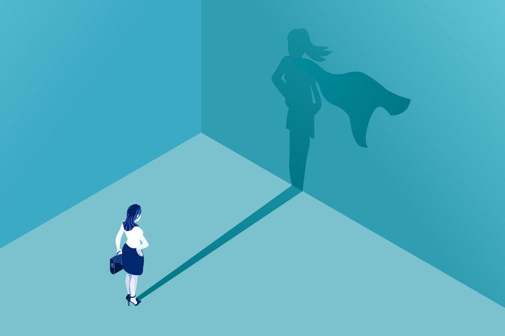 شجاعت در افراد موفق