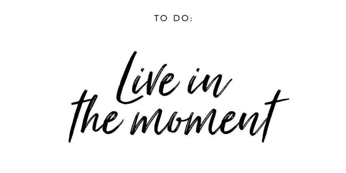 زندگی در لحظه