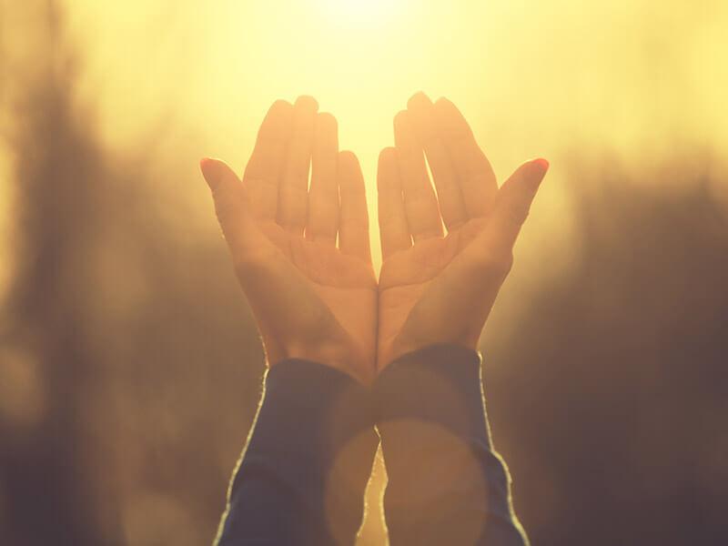 برای نعمتهای زندگیتان شکرگزاری کنید