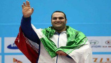 زندگینامه بهداد سلیمی وزنه بردار موفق تیم ملی کشور