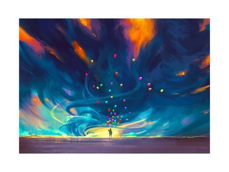 قدرت ذهن و متافیزیک برای جذب شادی و خوشبختی_موفقیت و تصویرسازی ذهنی