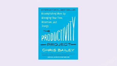 کتاب پروژه بهره وری