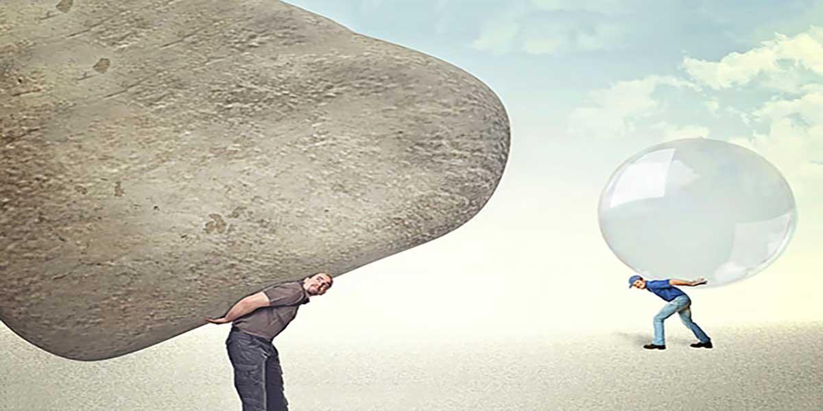 قوی بودن در برابر شکست