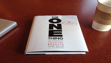 کتاب یک چیز