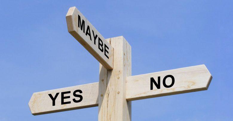 تصمیم بگیرید