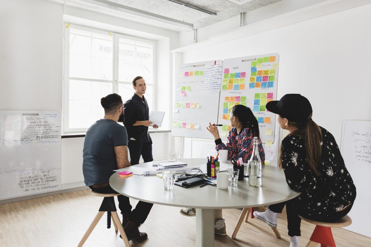 یک ایده تجاری در ذهن خود پرورش دهید