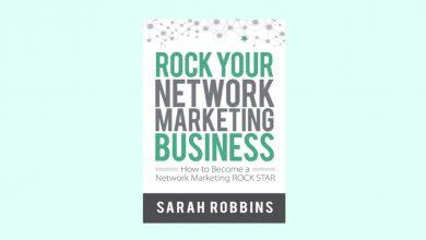 ستاره بازاریابی شبکه ای شوید