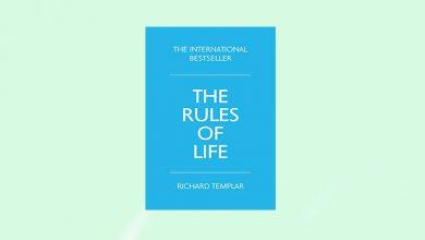 قوانین زندگی