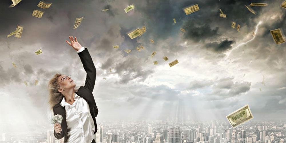 افراد موفق,اشتباه پولی