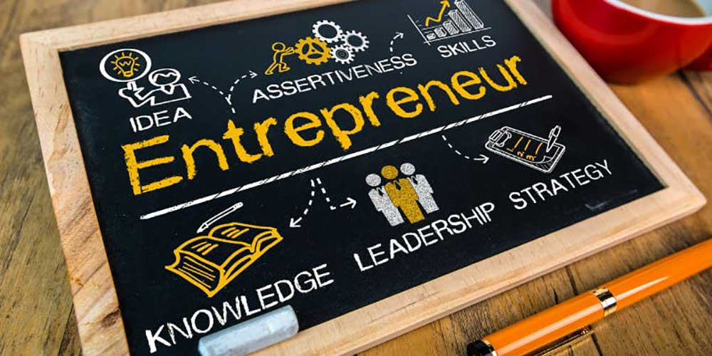 What is entrepreneurship and who are entrepreneurs?