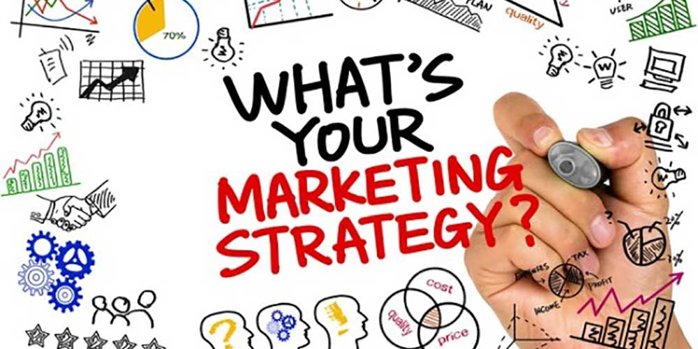 the first step in marketing strategy