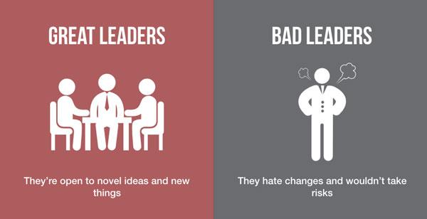 راز موفقیت رهبران بزرگ چیست؟