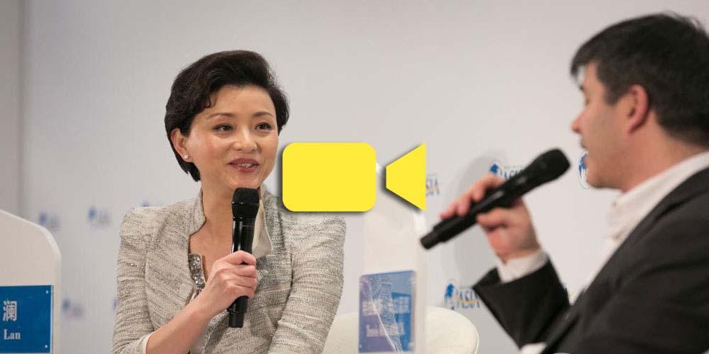 Yang Lan - خانم لان یانگ - ثروتمندترین زن چینی