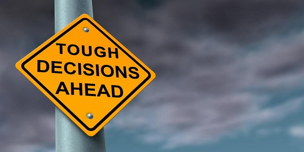 make Purposeful decisions