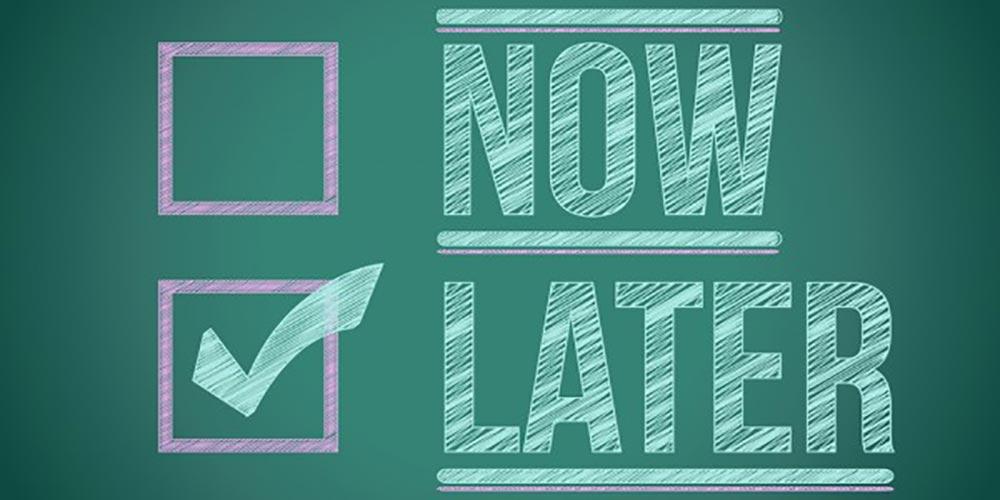 6 ways to overcome hesitation and procrastination (2)