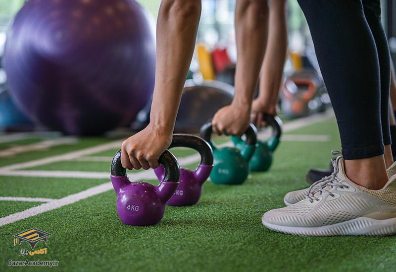 ذهن و ورزش- بار بیشتری بردارید