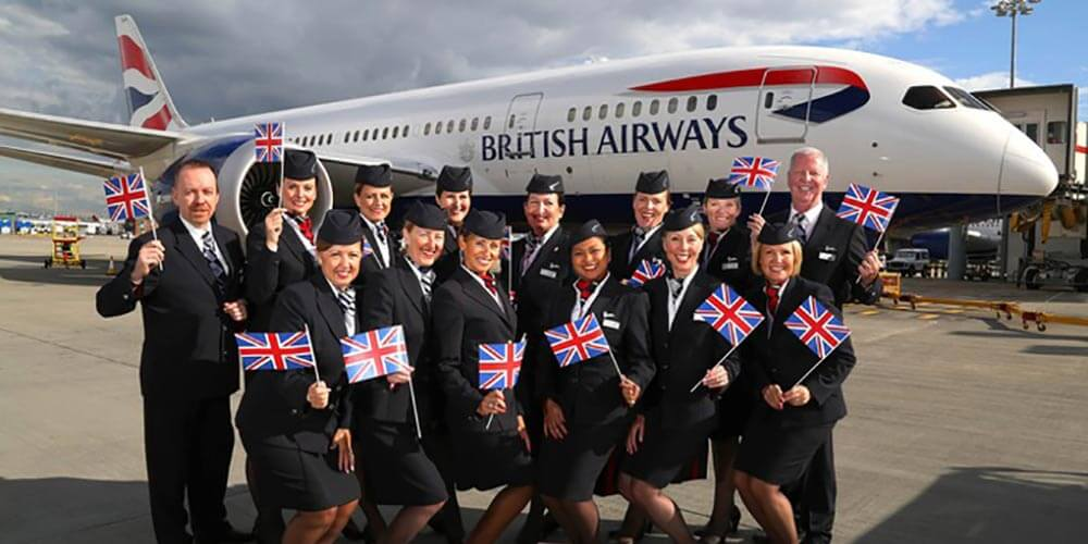 The success story of British Airlines with a focus on e-commerce