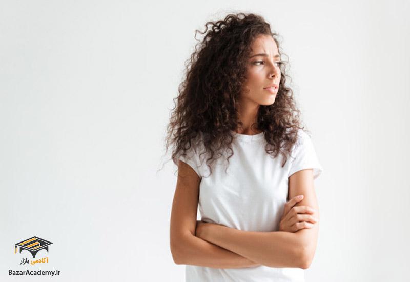 افسرده بودن و استرس