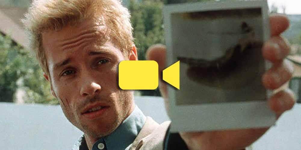 به یاد آوردن خاطرات - فیلم یادگاری - memento2000