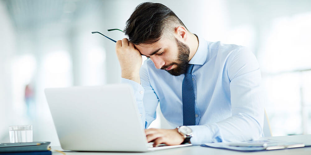Top 5 Signs that You're Stuck at Work