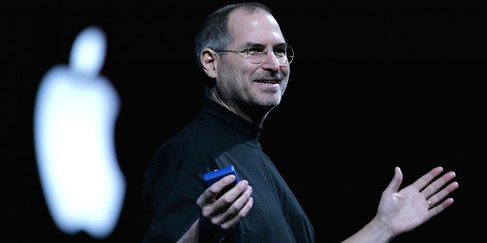 5 incredible tricks that made Steve Jobs successful .