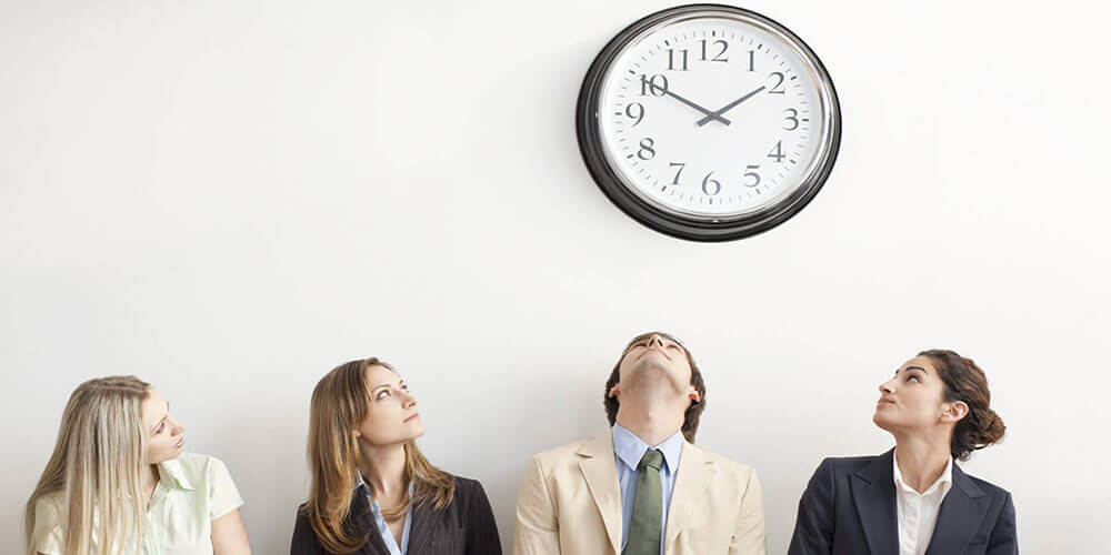 Why are some people often restless and bored?