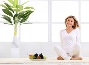 How to reduce weight by meditation?