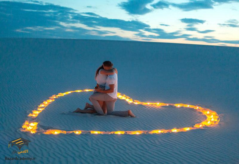 یافتن عشق