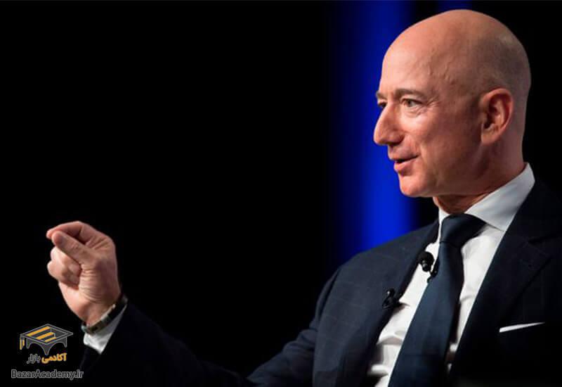 جف بزوس ( Jeff Bezos )