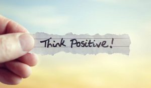 how to think positive?