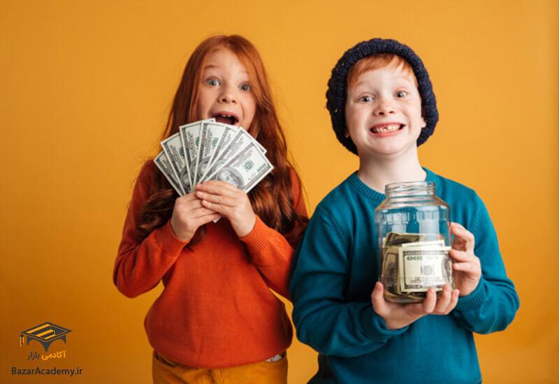 کسب ثروت در 7 سالگی