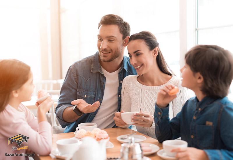 تغییرات و آرامش - اوقاتی را به خانوادهتان اختصاص دهید