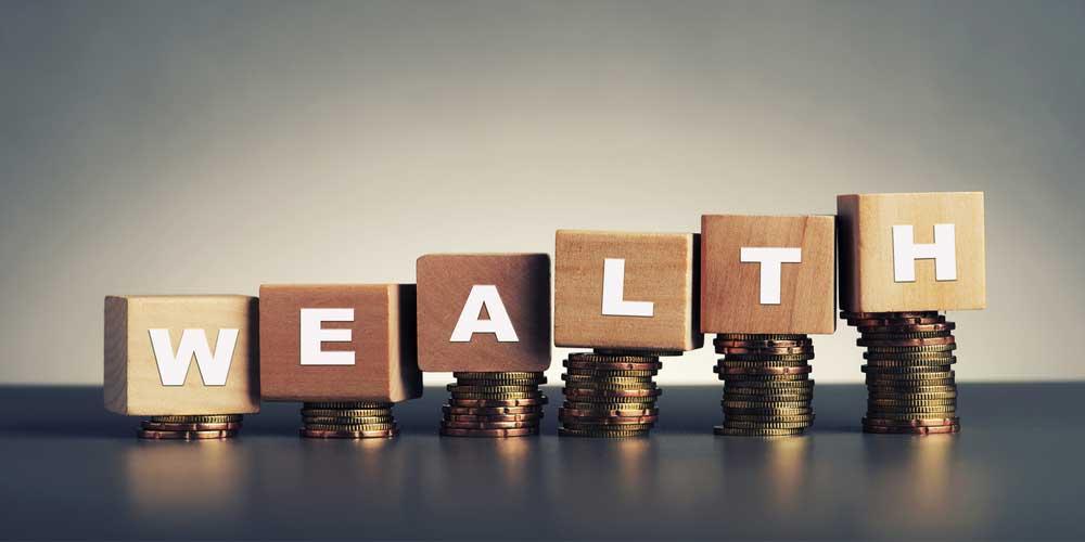 affirmation & wealth