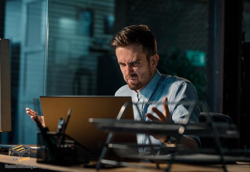 عصبانیت و خشم - کنترل خشم با کاهش فشار کاری