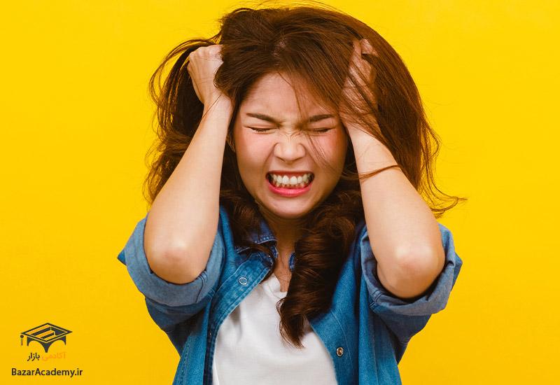 عصبانیت و کنترل خشم