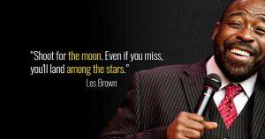 سخنرانی لس براون _ سرسخت تر از زندگی باش