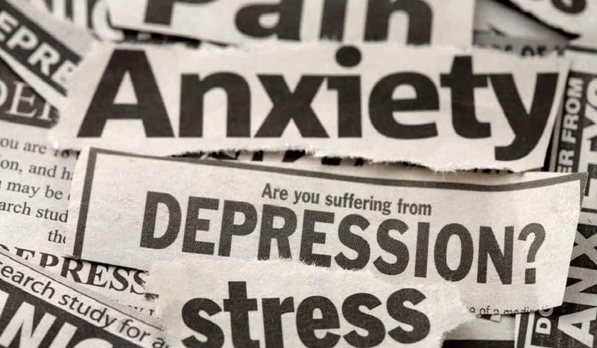 استرس و اضطراب