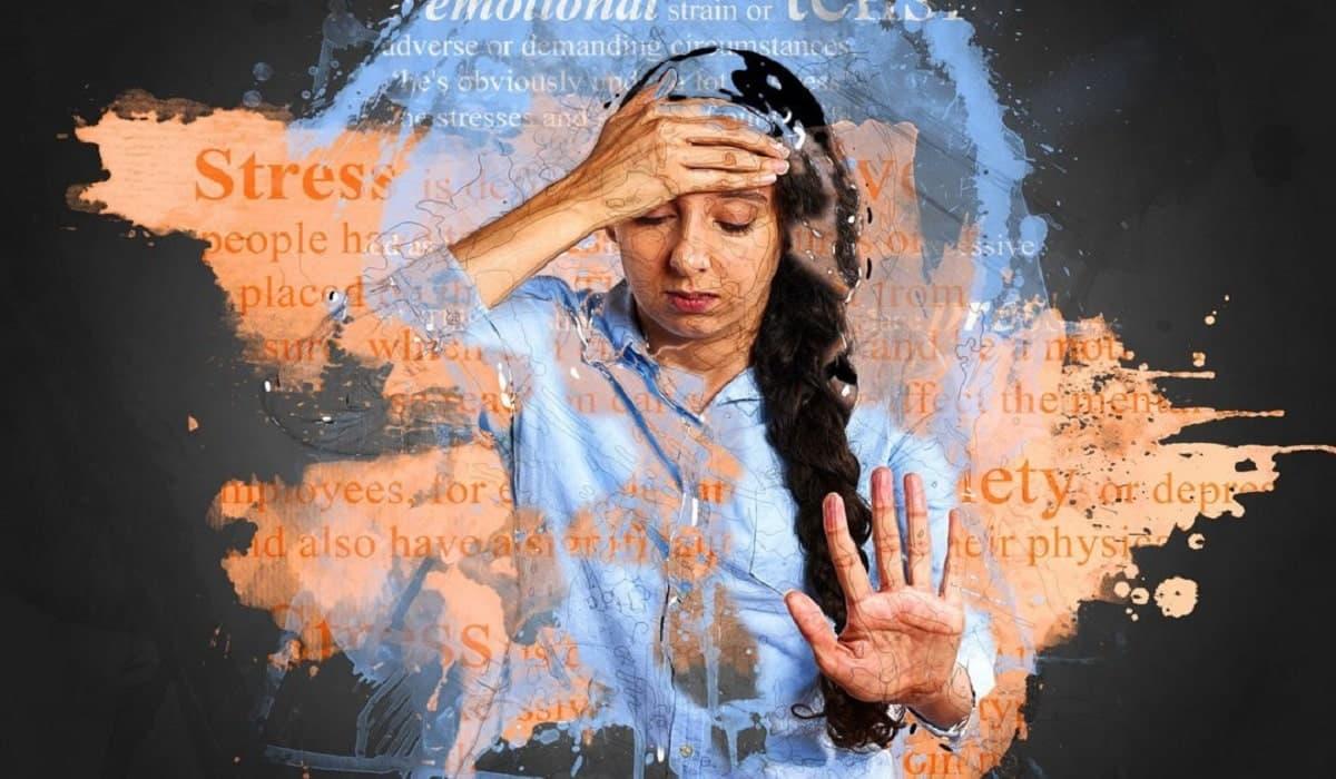 استرس و اضطراب و تفاوت ها