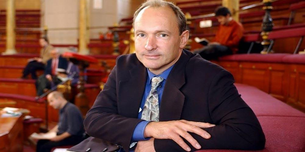 سرتیموتی جان برنرزلی خالق فناوری وب